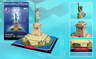 DARON Statue of Liberty 3D Puzzle, 39-Piece CF080H