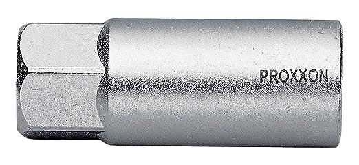 """8 opinioni per Proxxon 1,27 cm, Chiave a bussola da 1/2"""" per candele con inserto magnetico, 16"""
