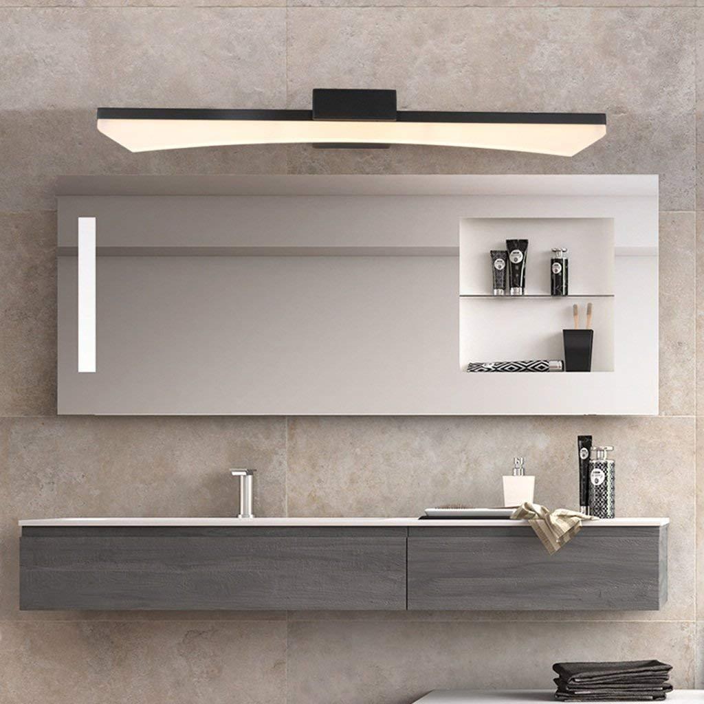 MJK Wasserdichte und kreative geführte Wandlampe, Badezimmer-Multi-Größe geführte Wandleuchte