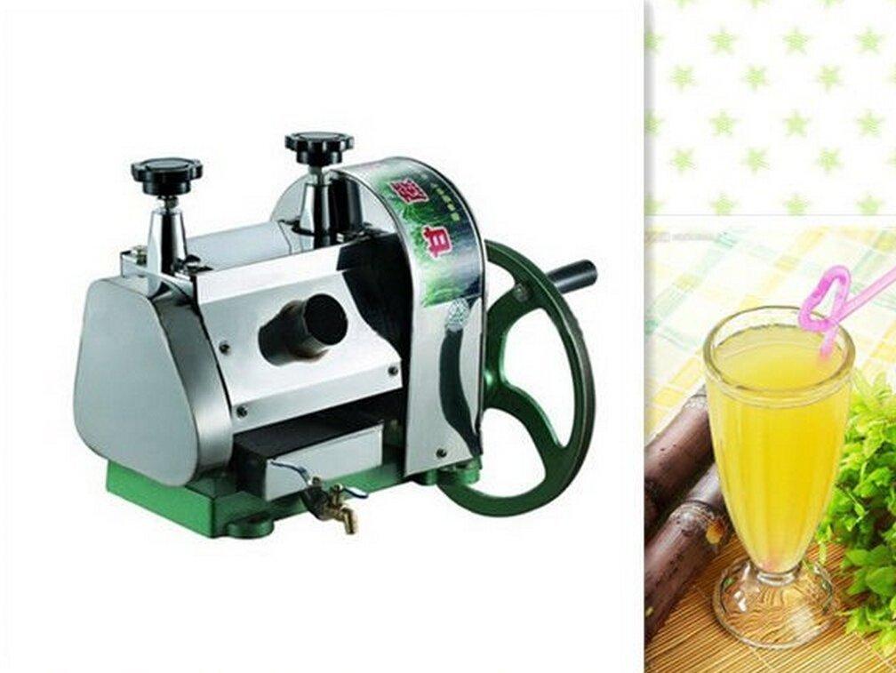 Manual Suger Cane SugerCane Ginger Juicer Ginger Juicer Machine Mill Extractor press 50kg/hour
