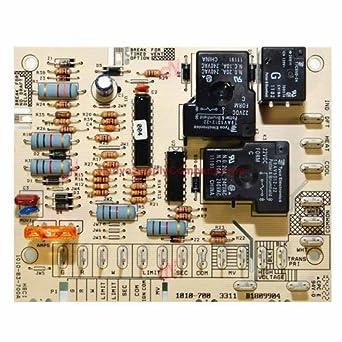 goodman furnace control board. oem upgraded replacement for goodman furnace control circuit board b1809904