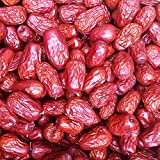 PowerNutri Shop 1 LB (16oz) ALL NATURAL GROWN ORGANICLLY Dried JUJUBE DATES,Dates,CHINESE DATES,US SELLER,Fresh and best quality guarantee,UNBEATABLE QUALITY AT THIS PRICE!! HAND SELECTED