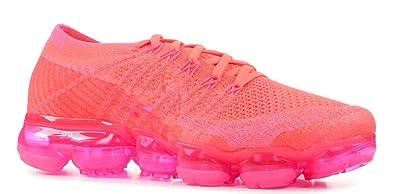 finest selection 0480b 06c3a Air Vapormax Flyknit Hyper Punch Pink Blast Womens Running ...