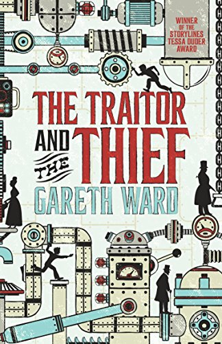 Amazon the traitor and the thief ebook gareth ward kindle store the traitor and the thief by ward gareth fandeluxe Ebook collections