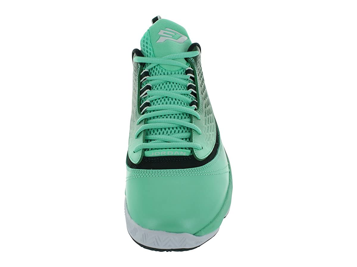 best sneakers 5a50f 92c6a Amazon.com   Jordan Mens Cp3.Vi Ae Green White Black 580580-303   Shoes