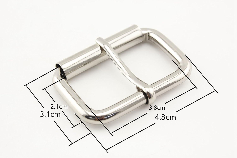 Alliage de zinc et fer à repasser Roller Boucle de ceinture pour ceintures  et cuir travaux fa288f8df8a