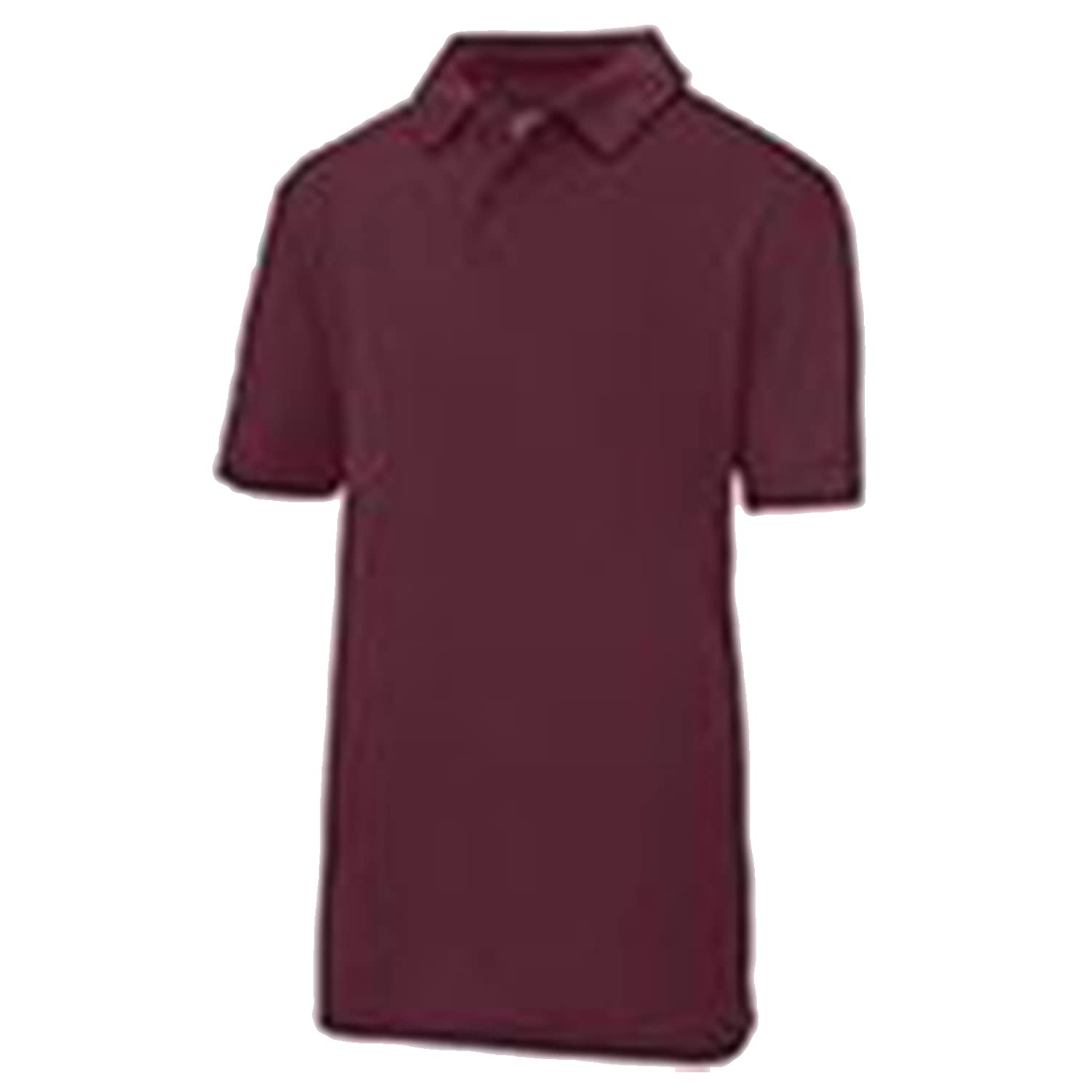 Awdis Kids Cool Polo T Shirt Self Coloured Buttons And Sleeve Design