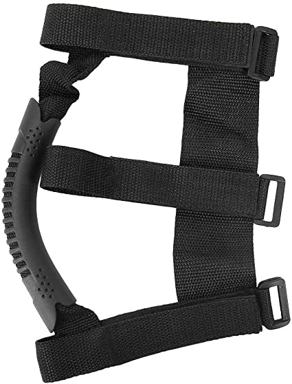 Strap belt Black Plastic webbing For xaiomi mijia M365 Electric scooter Useful