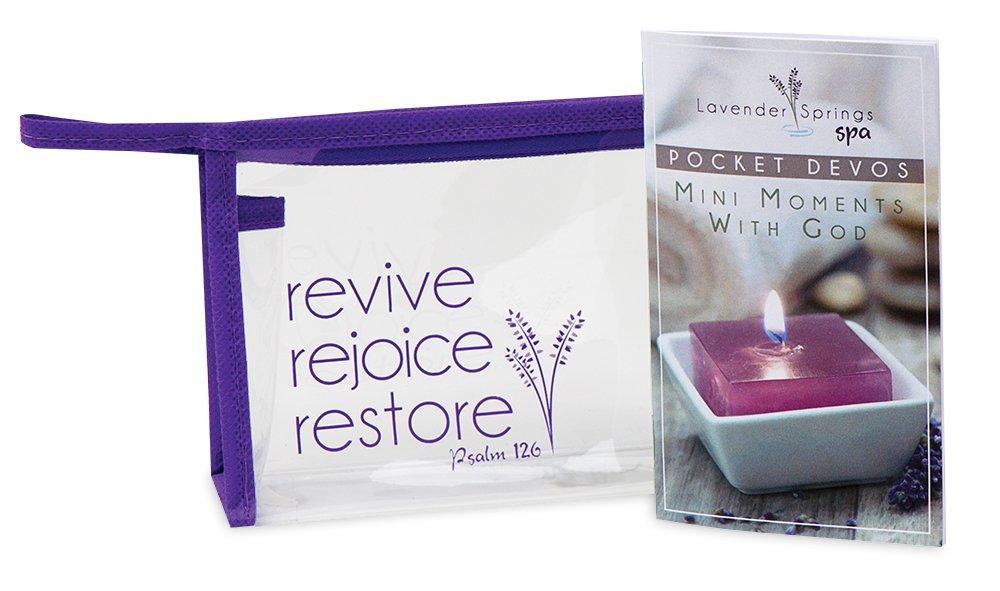 Lavender Springs Mini Spa Bag With Devo ebook
