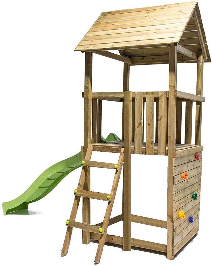 MASGAMES Parque Infantil CANIGO: Amazon.es: Juguetes y juegos