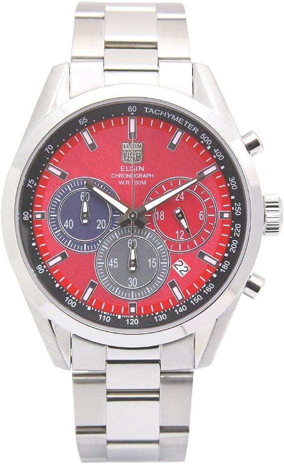 [エルジン] 腕時計 FK1411S-R シルバー