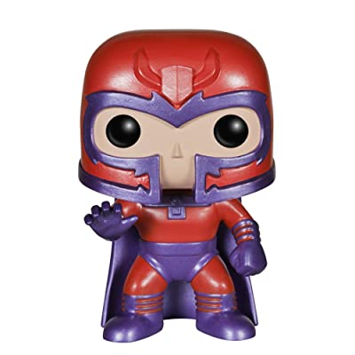 Funko POP Marvel: Classic X-Men - Magneto Action Figure: Funko Pop! Marvel:: Toys & Games