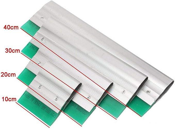 "9/"" Screen Printing Squeegee w// Neoprene Blade"