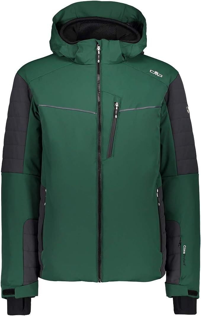 CMP Skijacke Winterjacke Snowboardjacke grün ClimaProtect® winddicht