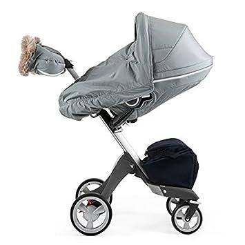 f75898f09 Amazon.com   Stokke xplory Winter Kit - Cloud Grey   Baby
