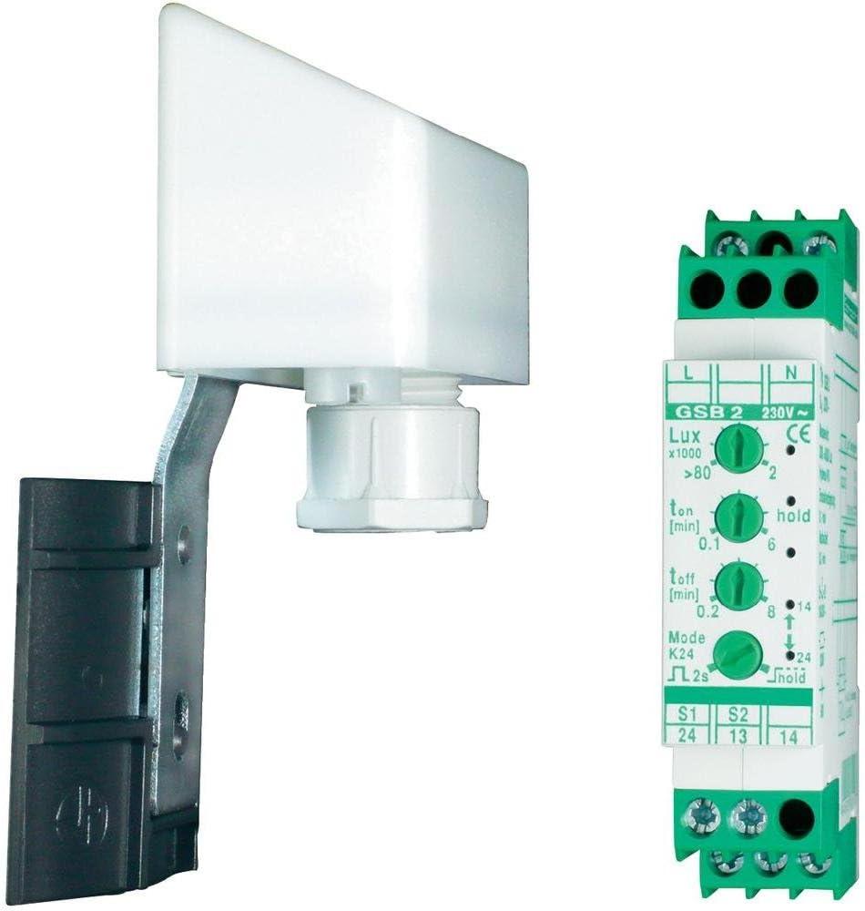 Grenzwertschalter Sonne Inkl Sensor Elektronik