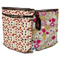 Planet Wise Wet/Dry Diaper Bag