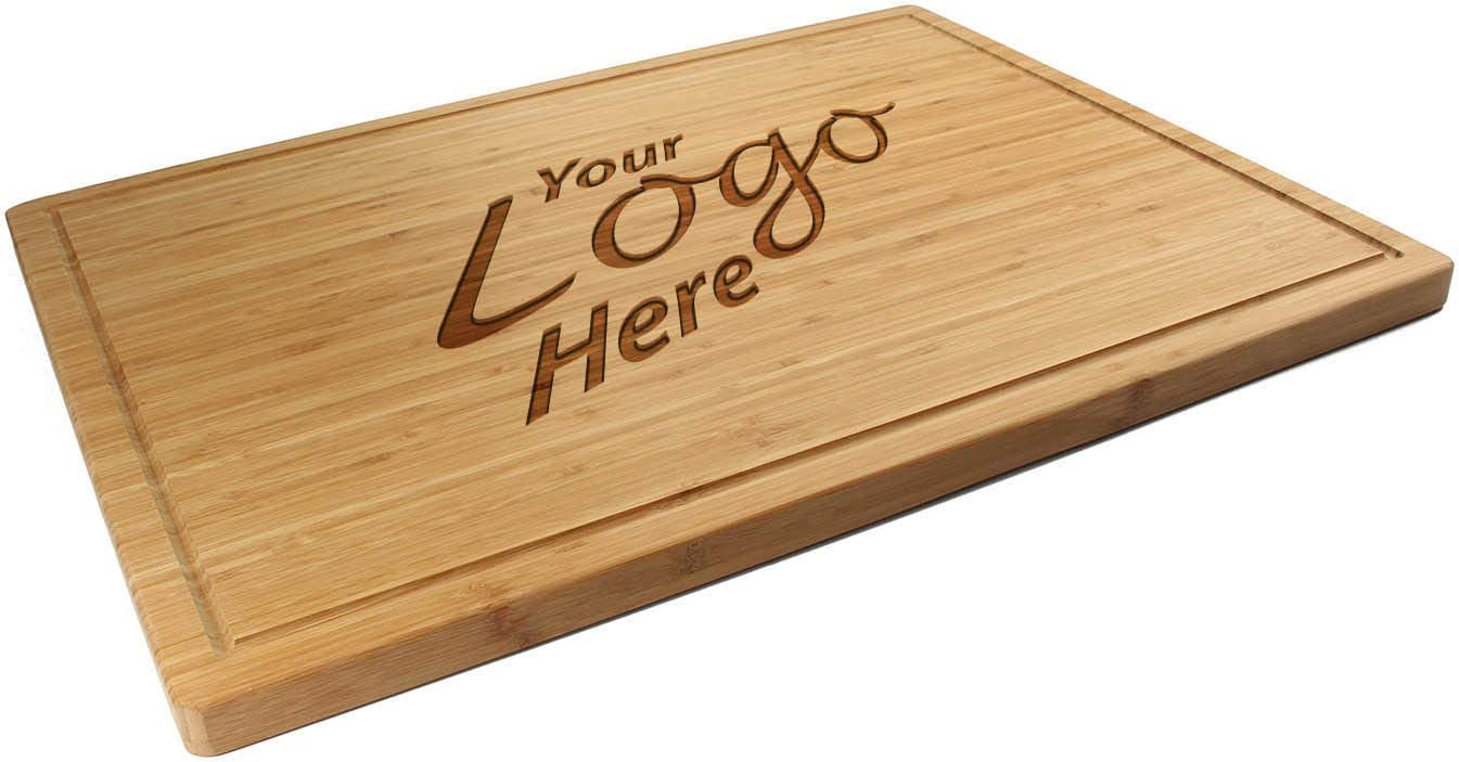 FOR PERIODIC USE ONLY Cutting Board Bamboo Wooden Kitchen Chemistry SCIENCE