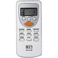 Controle Remoto MXT 01338 AR Condicionado ZH/JT03 YORK Komeco Rheem