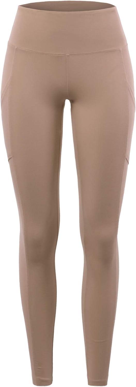 A2Y Women's High Waist Super Soft Cotton Full Length Leggings