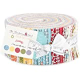 Sweetwater The Treehouse Club Jelly Roll 40 2.5-inch Strips Moda Fabrics 5630JR