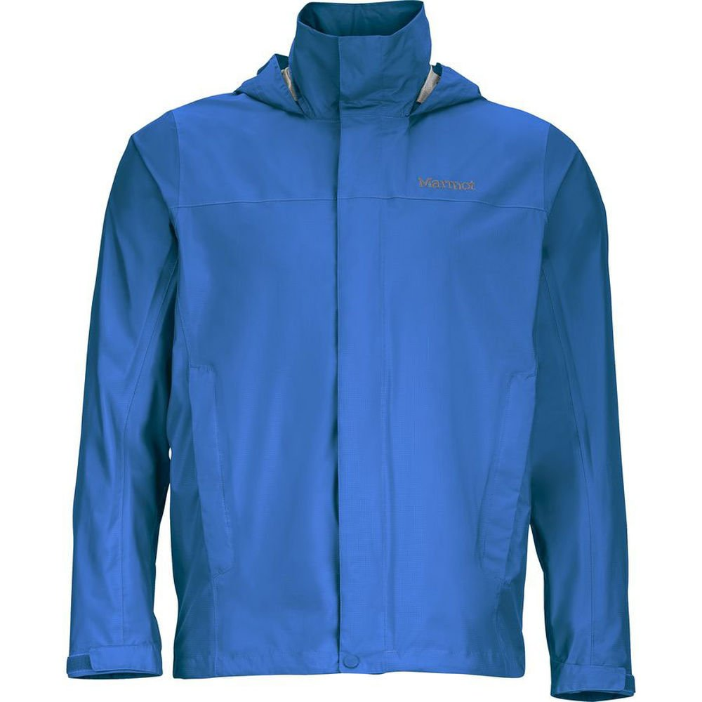Marmot Men's PreCip Jacket: Shell (TrueBlue, Small) by Marmot
