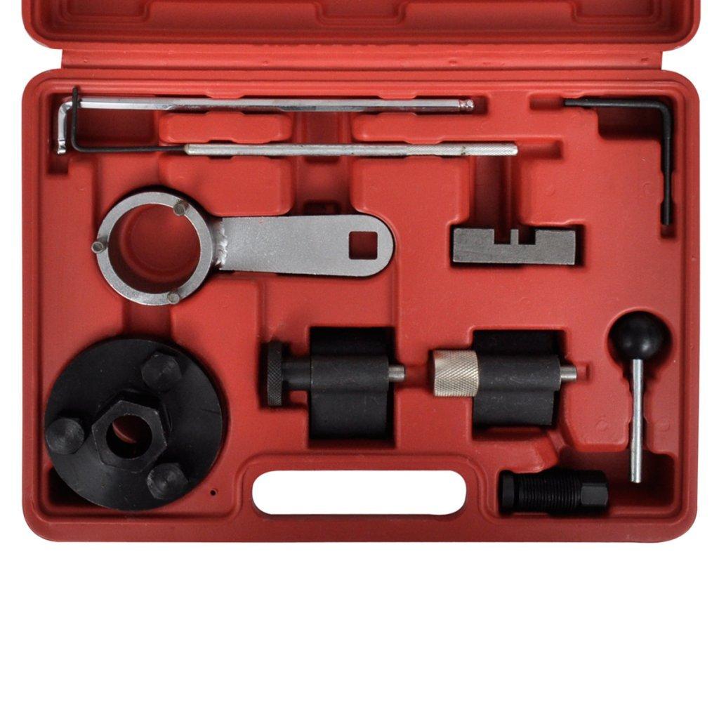 festnight Coffret Calage distribución VAG 1,6 & 2,0L TDI para Audi/Skoda/Seat/Volkswagen: Amazon.es: Bricolaje y herramientas