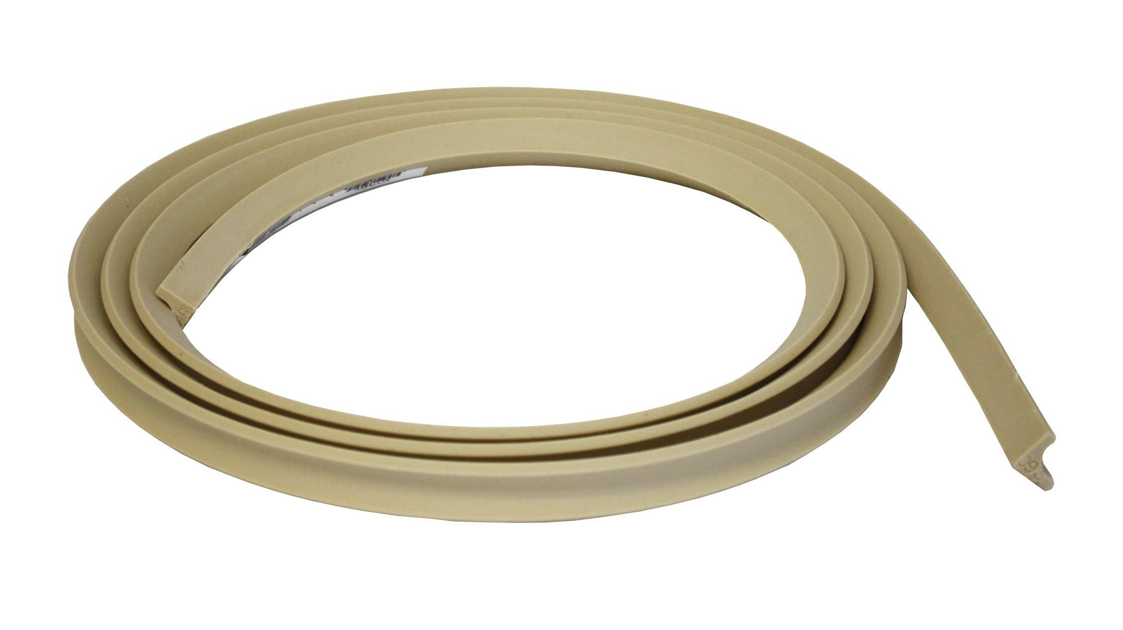 Flexible Moulding - Flexible Cove Moulding - WM093-3/4'' X 3/4'' - 12' Length - Flexible Trim by Duraflex by Resinart
