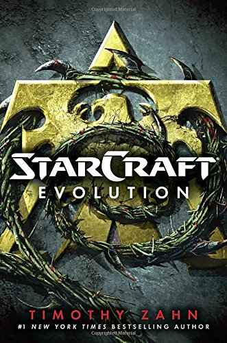 StarCraft Evolution Timothy Zahn product image