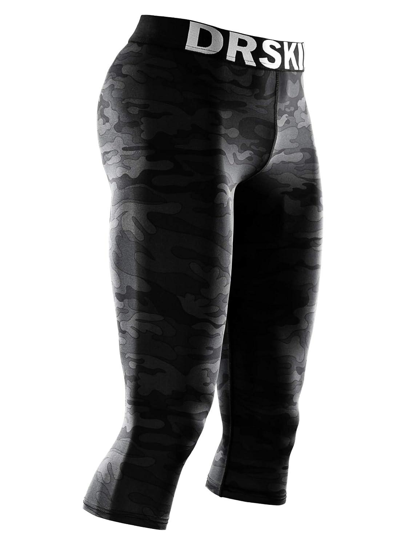 【正規品直輸入】 DRSKIN(ドィアルスキン) Mili-black メンズ 3 メンズ/4 B07L8R834S コンプレッションタイツ ベースレイヤー ランニングショーツ ウォーム クール ドライ B07L8R834S Classic 802 Mili-black Large Large|Classic 802 Mili-black, ABC電機:7fb62913 --- svecha37.ru