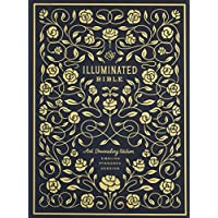 ESV Illuminated Bible, Art Journaling Edition (Cloth over Board, Navy)