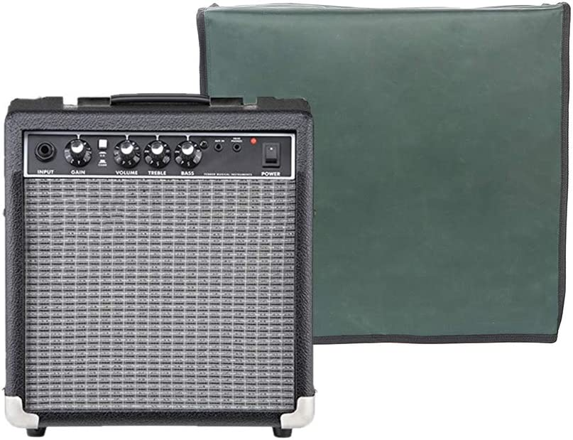Blues Junior Cover, Blues Junior Amplificador con cubierta, verde militar, CS-Z493