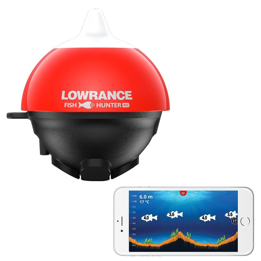 Lowrance FishHunter 3D Castable Sonar w/Wi-Fi by Lowrance
