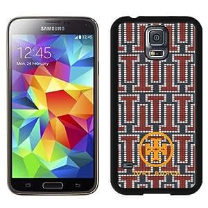 Tory Burch Black Best Sale Fantastic Samsung Galaxy S5 Cover Case