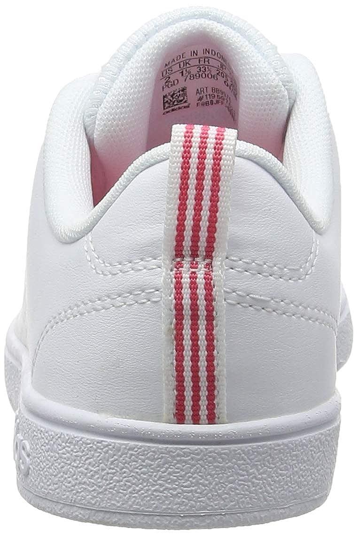 the best attitude b3bf0 0134e Adidas Vs Advantage Cl K, Chaussures de Running Mixte Enfant
