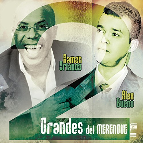 2 Grandes De La Merengue Vol. 3