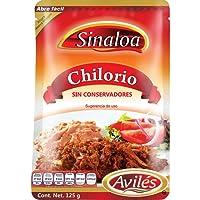 Sinaloa Chilorio Pouch, 125 g