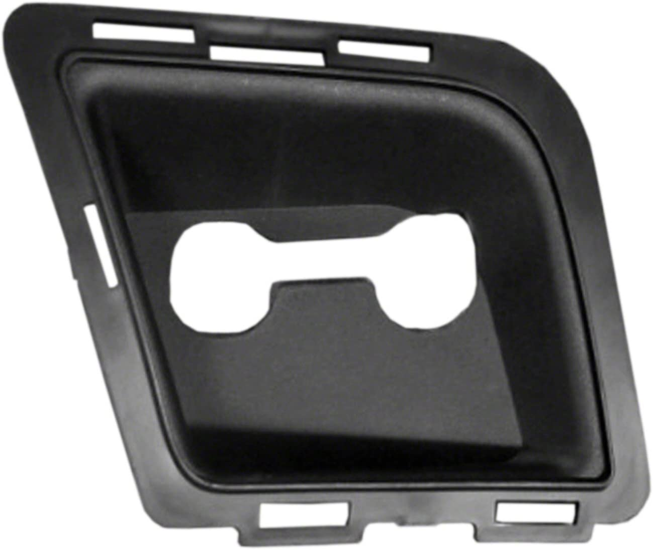 Passenger Side Tow Hook Cover P835RN for Silverado 1500 HD Avalanche Right