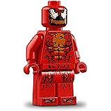 Carnage Symbiote Spider-Man Marvel Superhero Mini Action Figure Toy Lego Moc