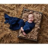Sunmig Newborn Baby Stretch Wrap Photo Props Wrap-Baby...