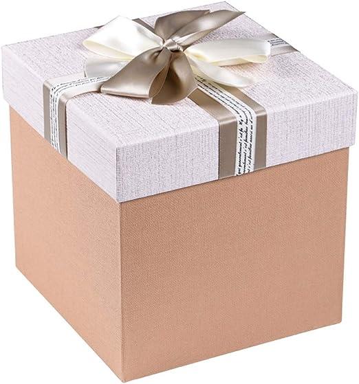 Caja de Regalo Cuadrada Decoración de Arco Cumpleaños de ...