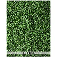 5x7ft Vinyl Spring Green Leaf Grass Field Photography Studio Backdrop Background