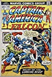 1973 - Marvel - Captain America and The Falcon #166 - Vintage Comic Book