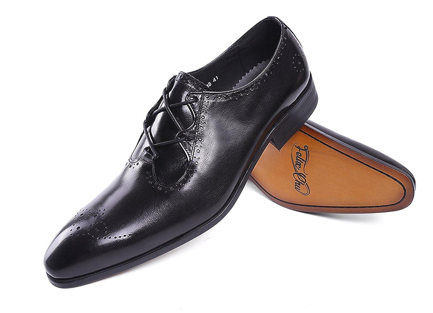 d7f0b35d266e ... Felix Chu Men s Italian Shoes Designer Luxury Perfect Genuine Calf Leather  Shoes Italian Men Dress Shoes ...