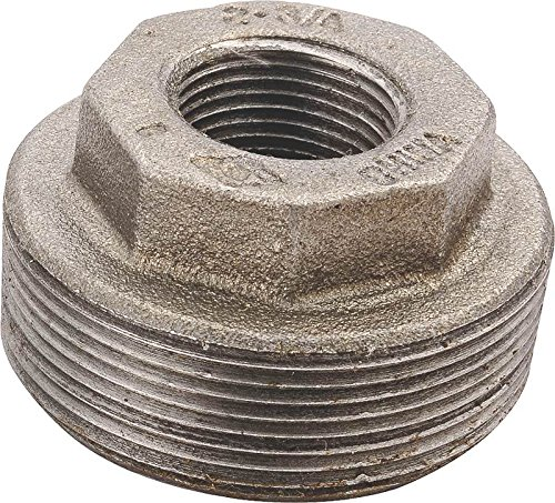 Bushing Black Hex 3/8x1/4