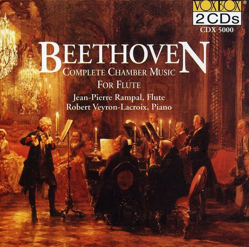 Free Beethoven: Complete Chamber Music for Flute