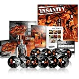 INSANITY 60 Days DVD Workout Base Kit