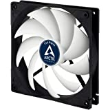ARCTIC Standard Case Fan, Ultra Low Noise Cooler, Silent Cooler with Standard Case, Push- or Pull Configuration Possible 140 mm - F-Series