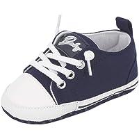 Zapatos para bebé Auxma La Zapatilla de Deporte Antideslizante del Zapato de Lona de la Zapatilla de Deporte para 3-6 6…