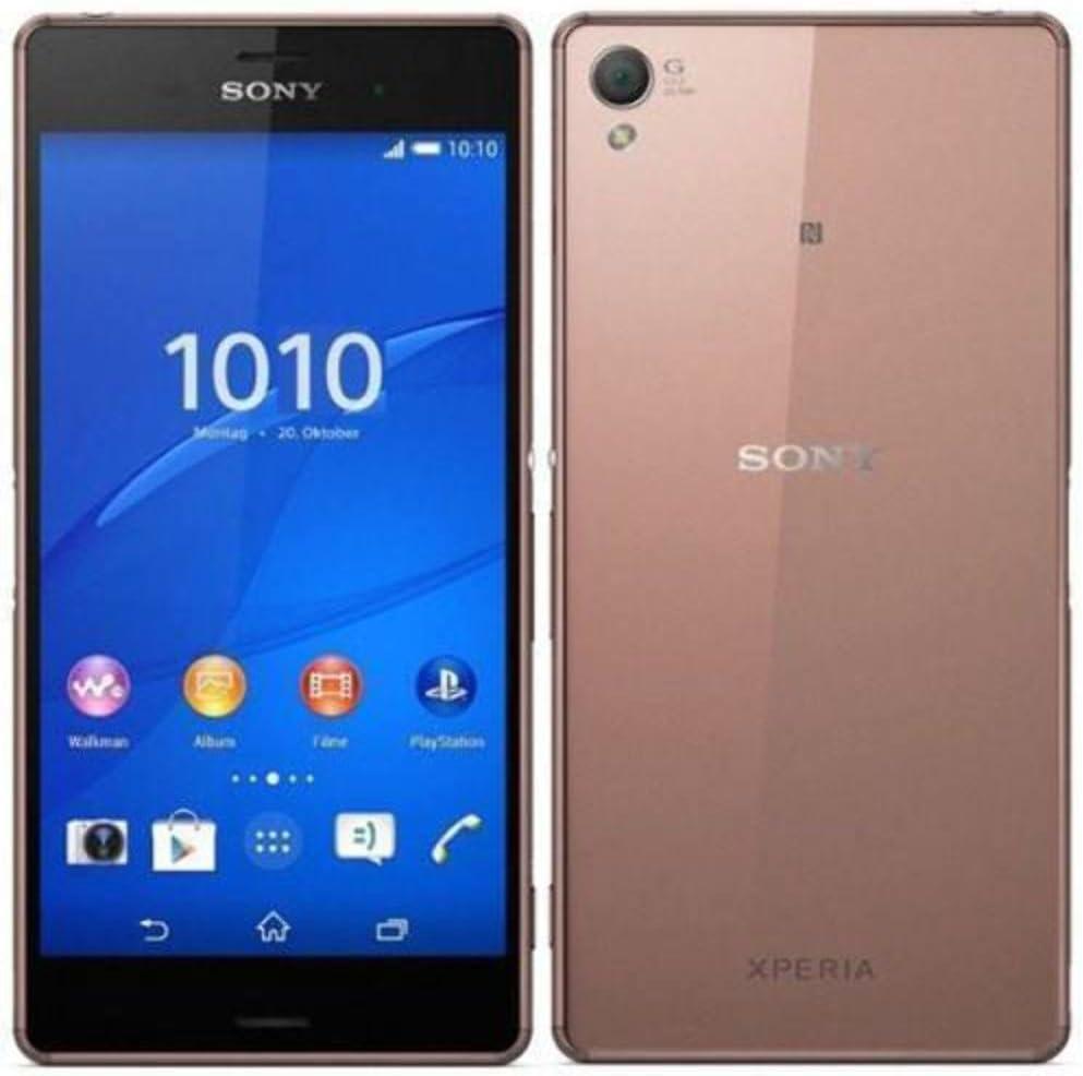 Sony Xperia Z3 (d6683) 16 GB Cobre – Dual SIM: Amazon.es: Electrónica